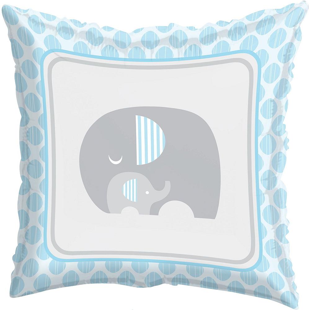 Blue Baby Elephant Balloon Kit 18ct Image #2