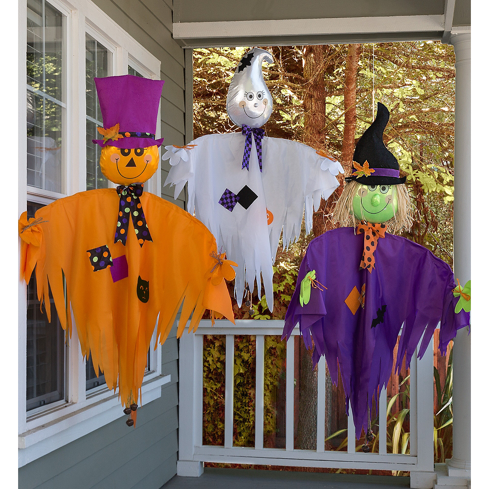 Welcoming Boo Crew Decorating Kit
