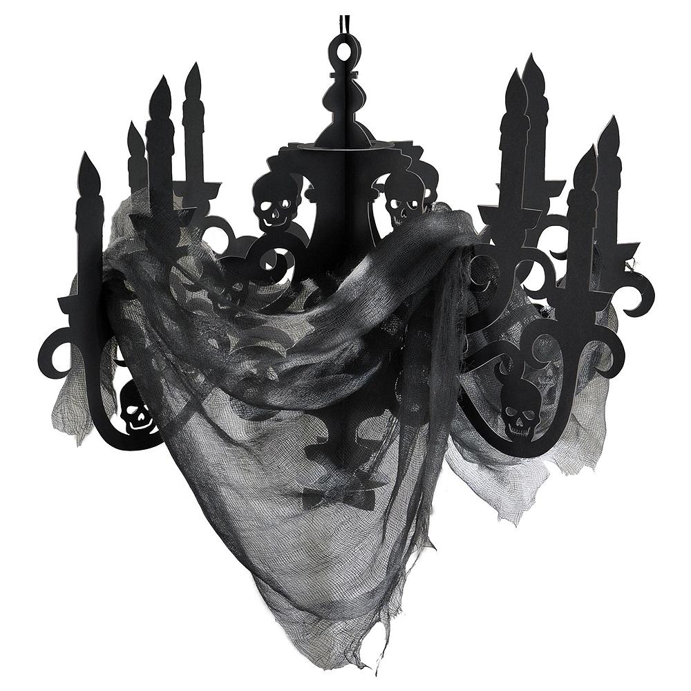 Creepy Chandelier Decorating Kit