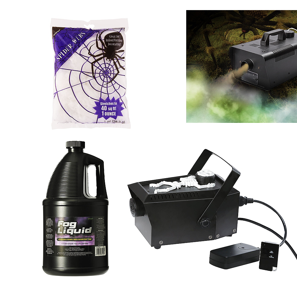 Fog Machine Halloween Kit Image #1