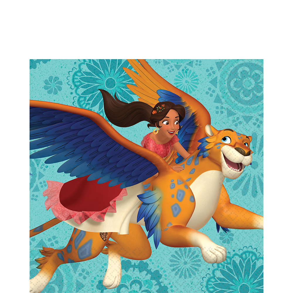 Elena of Avalor Lunch Napkins 16ct Image #1
