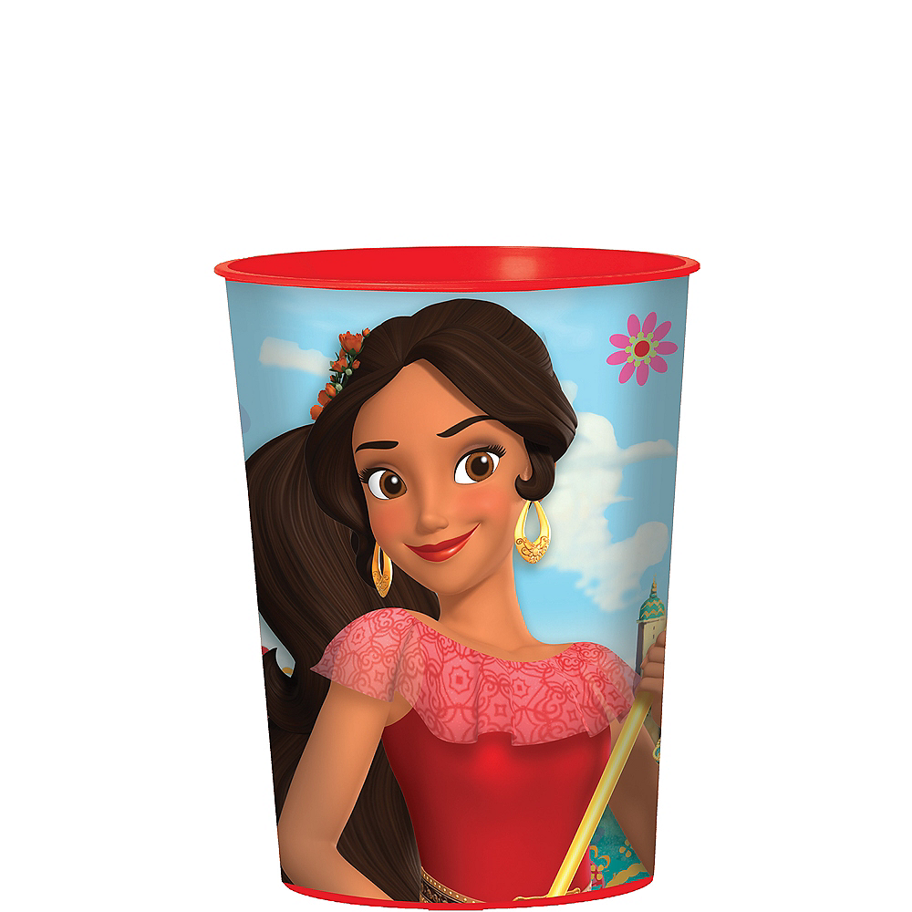 Elena of Avalor Favor Cup Image #1
