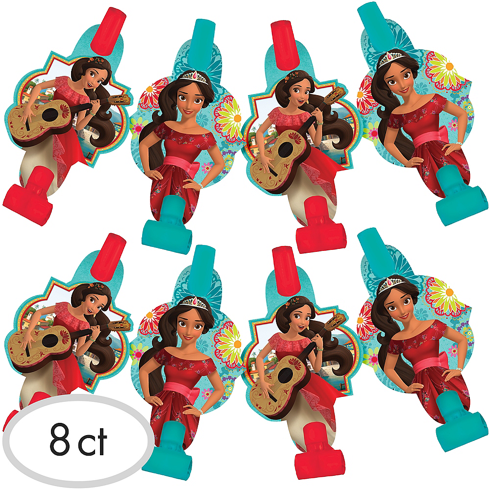 Elena of Avalor Blowouts 8ct Image #1