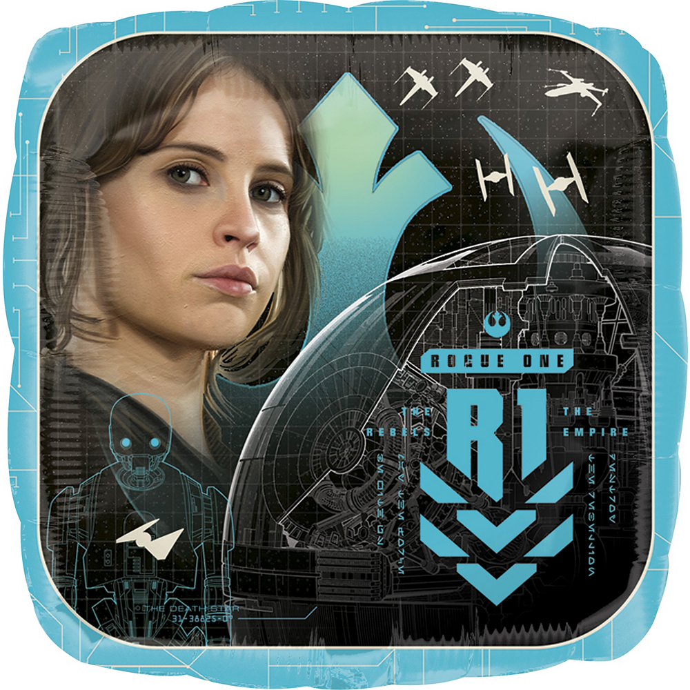 Nav Item for Star Wars Rogue One Balloon Image #1