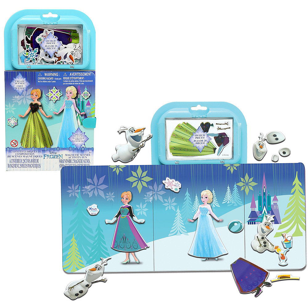 Frozen Magnet Activity Kit Image #1
