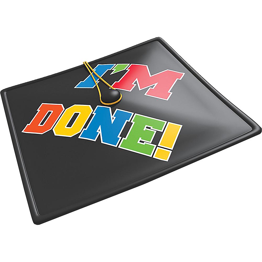 Black Graduation Cap Image #3