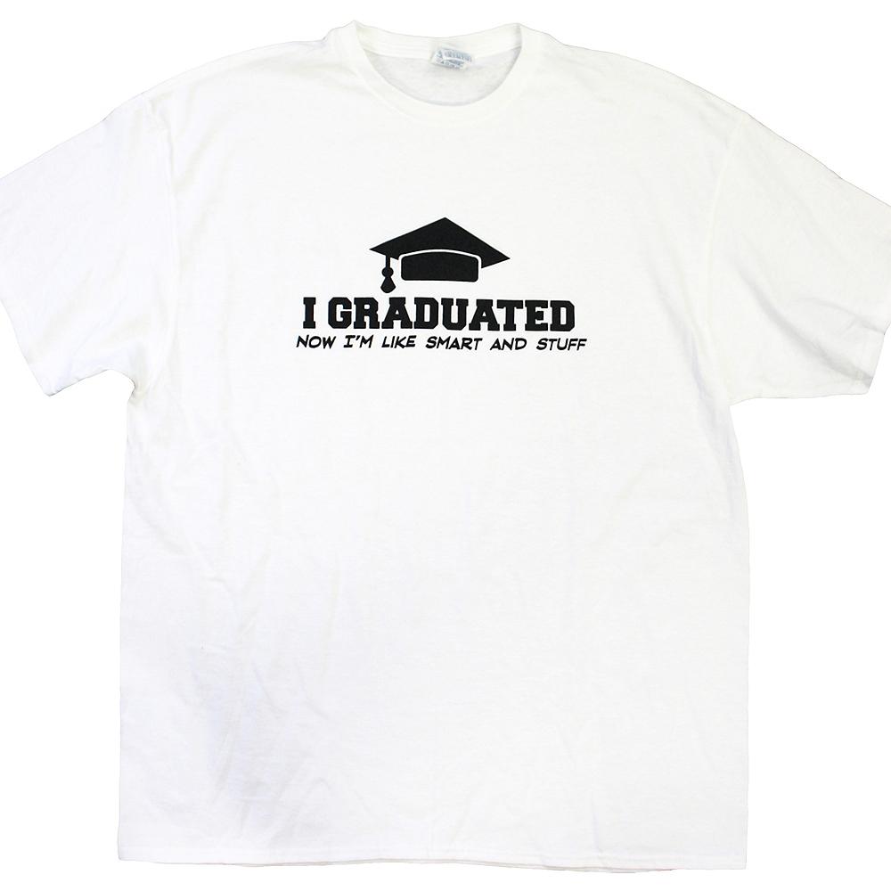 I Graduated T-Shirt Image #1