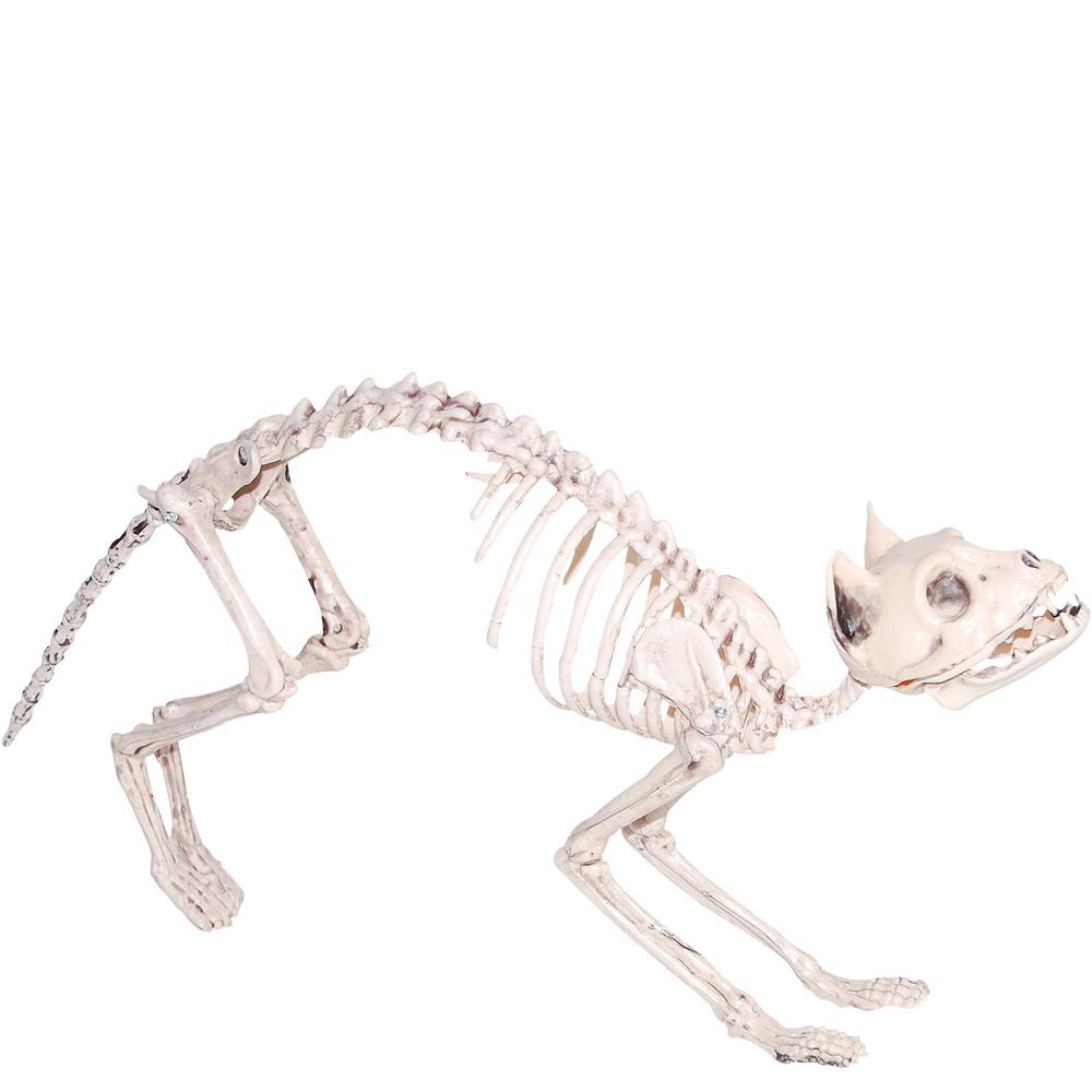 Knitting Grandma Skeleton Greeter Kit Image #3