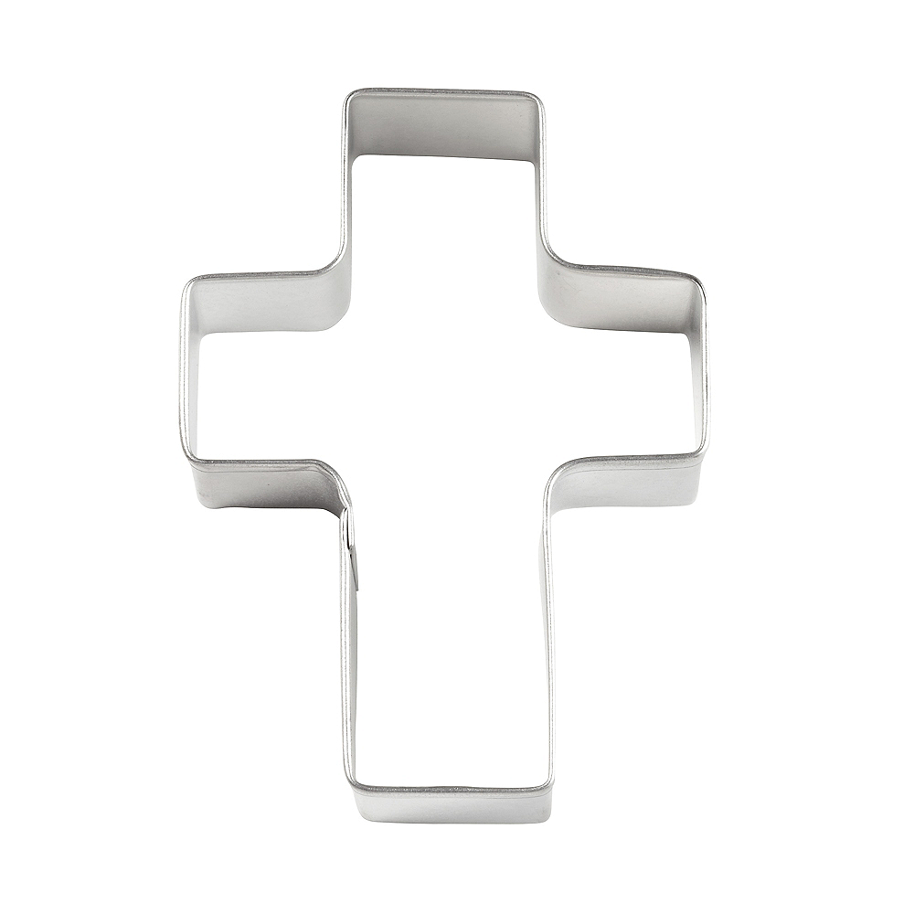 Cross Cookie Cutter Image #1