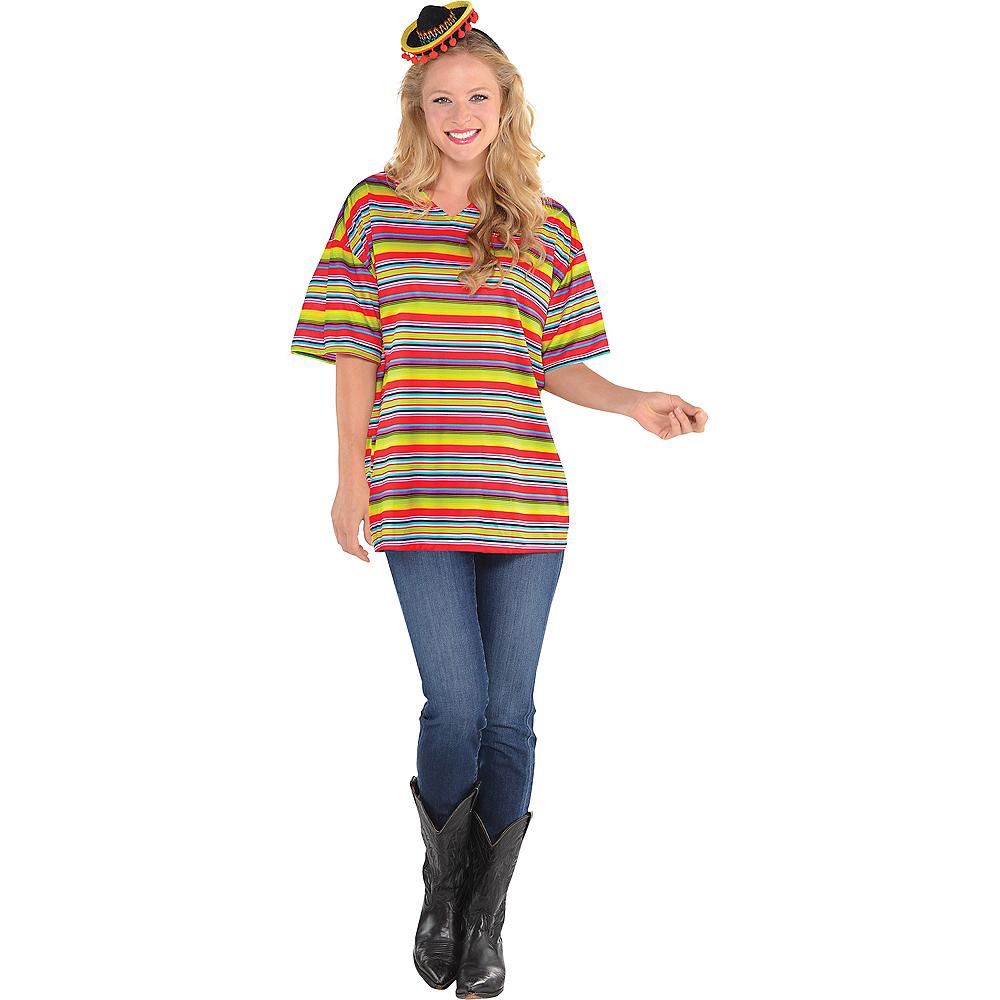 Serape Shirt Image #2