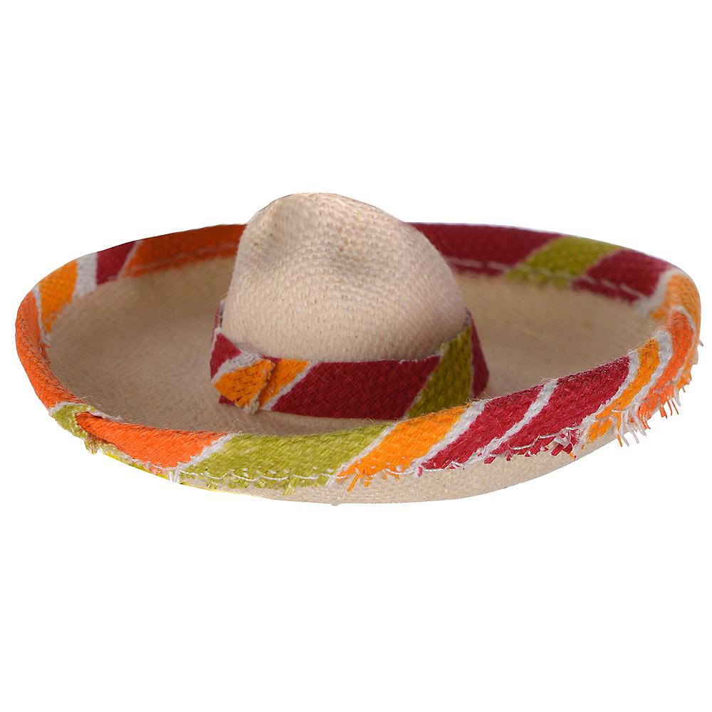 Mini Sombrero Hair Clip Image #2