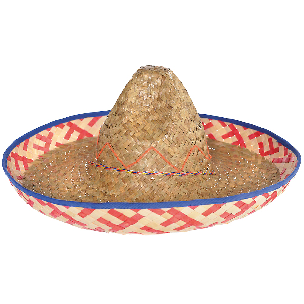 Nav Item for Straw Sombrero Image #1