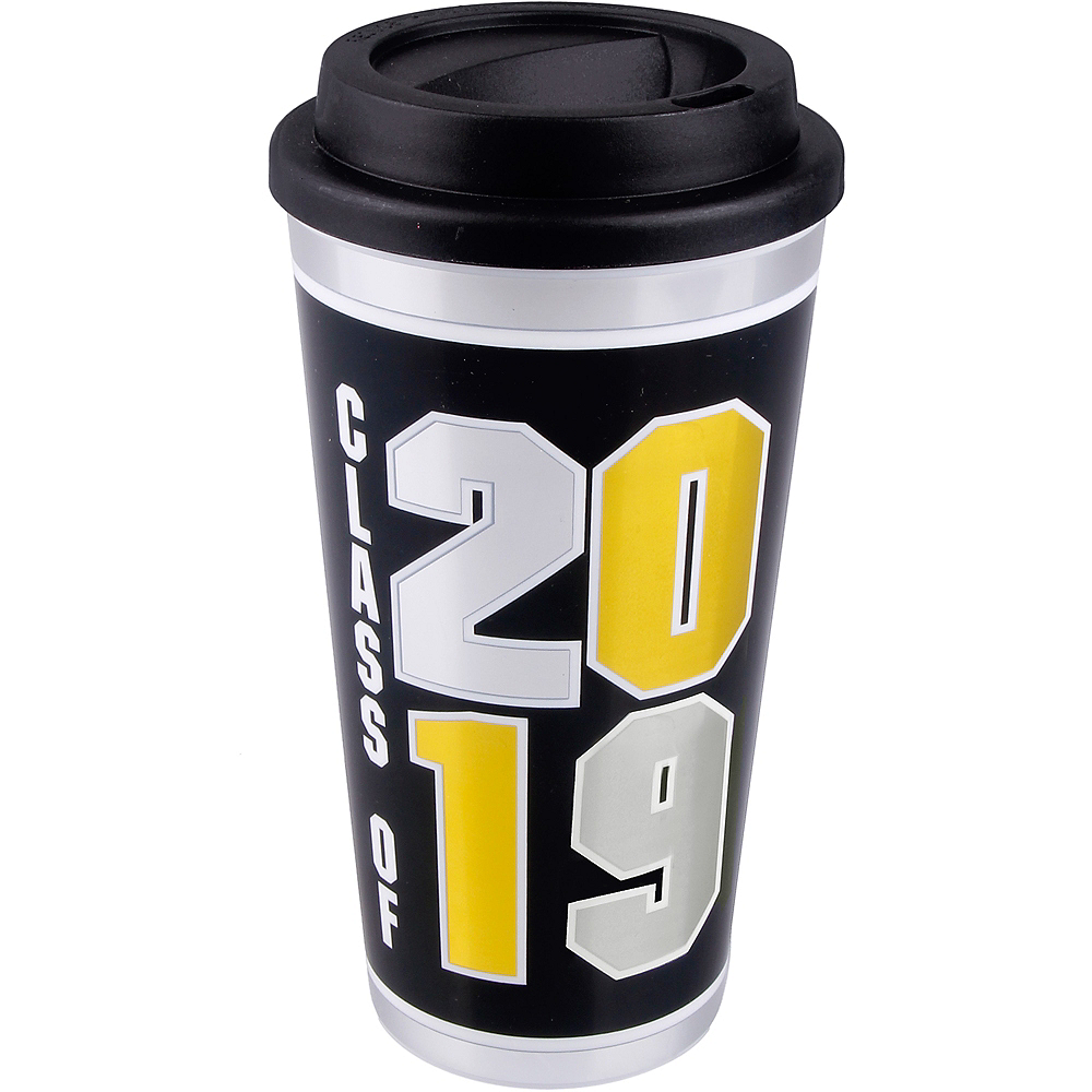 Class of 2018 Graduation Travel Mug 16oz | Party City