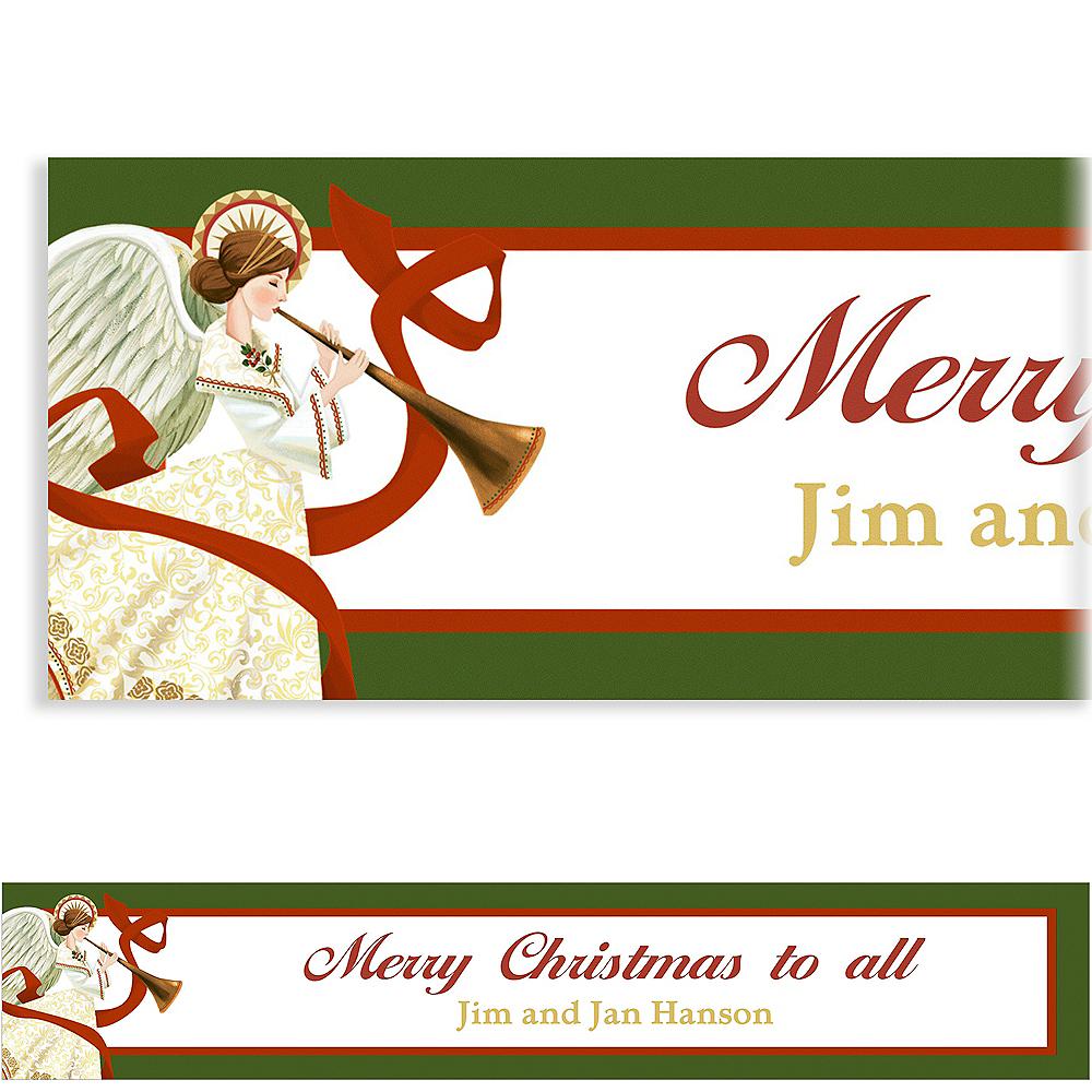 Custom Holiday Spirit Banner Image #1