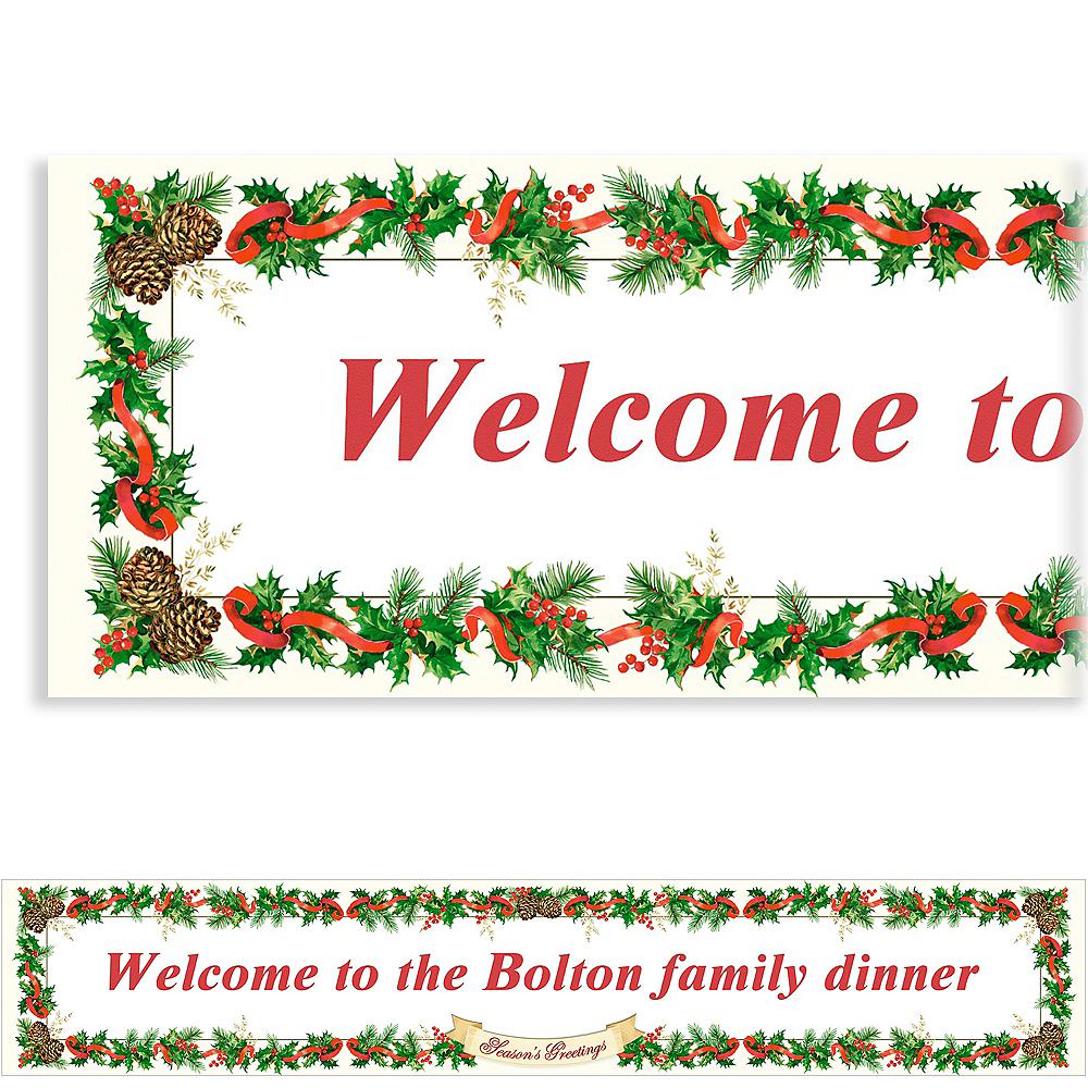 Custom Holiday Magic Banner Image #1