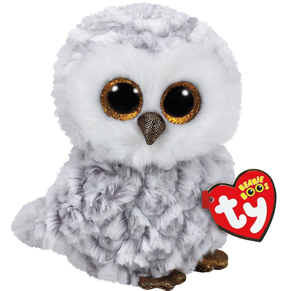 Owlette Beanie Boo Owl Plush 4 1 2in X 6in Party City