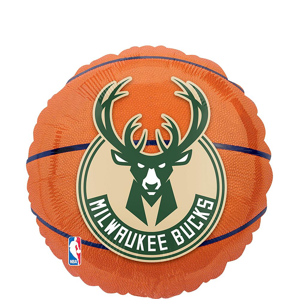 Milwaukee Bucks Balloon - Basketball Image #1