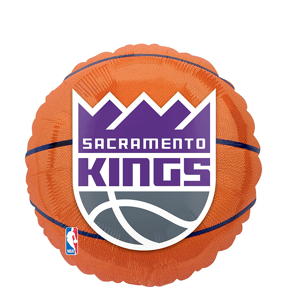 Sacramento Kings Balloon - Basketball Image #1