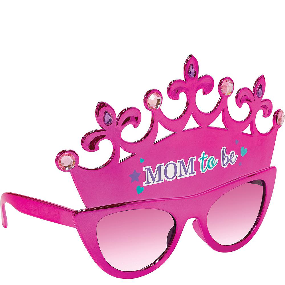 Mom-to-Be Tiara Sunglasses Image #1
