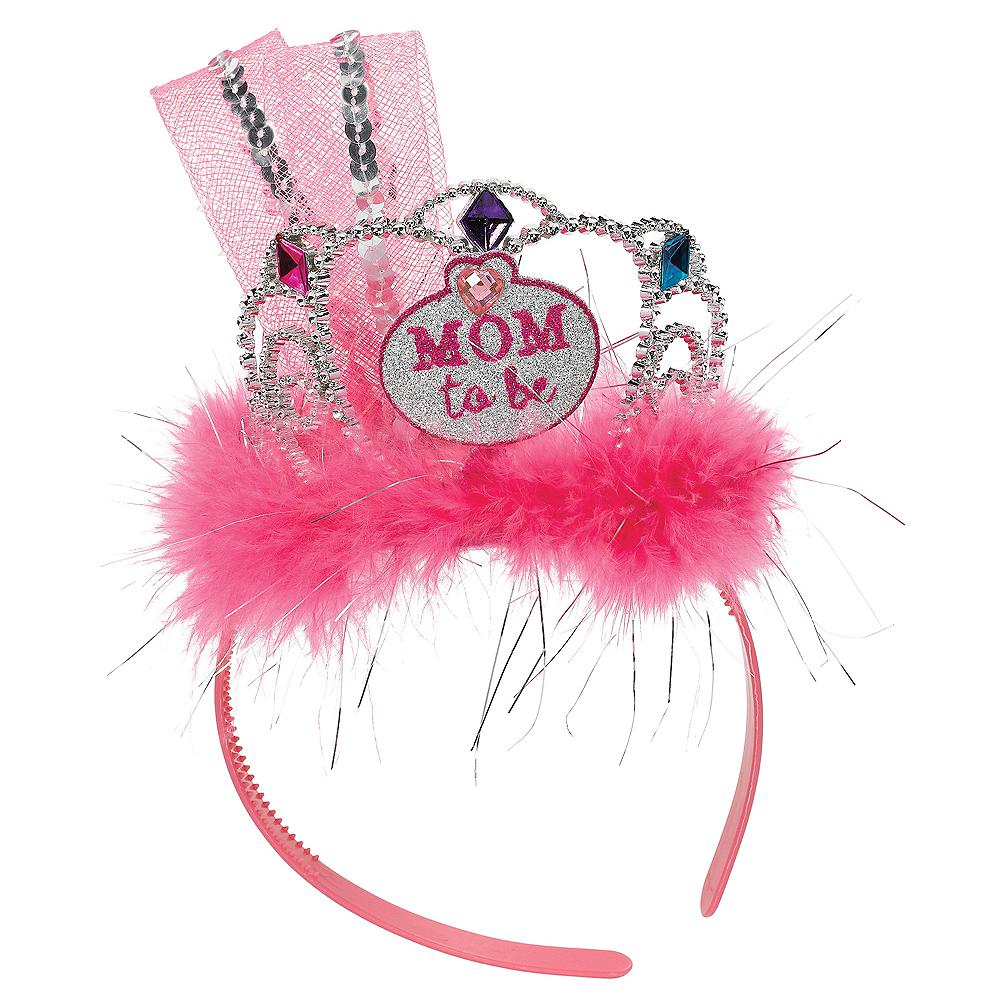Mom-to-Be Tiara Headband Image #2
