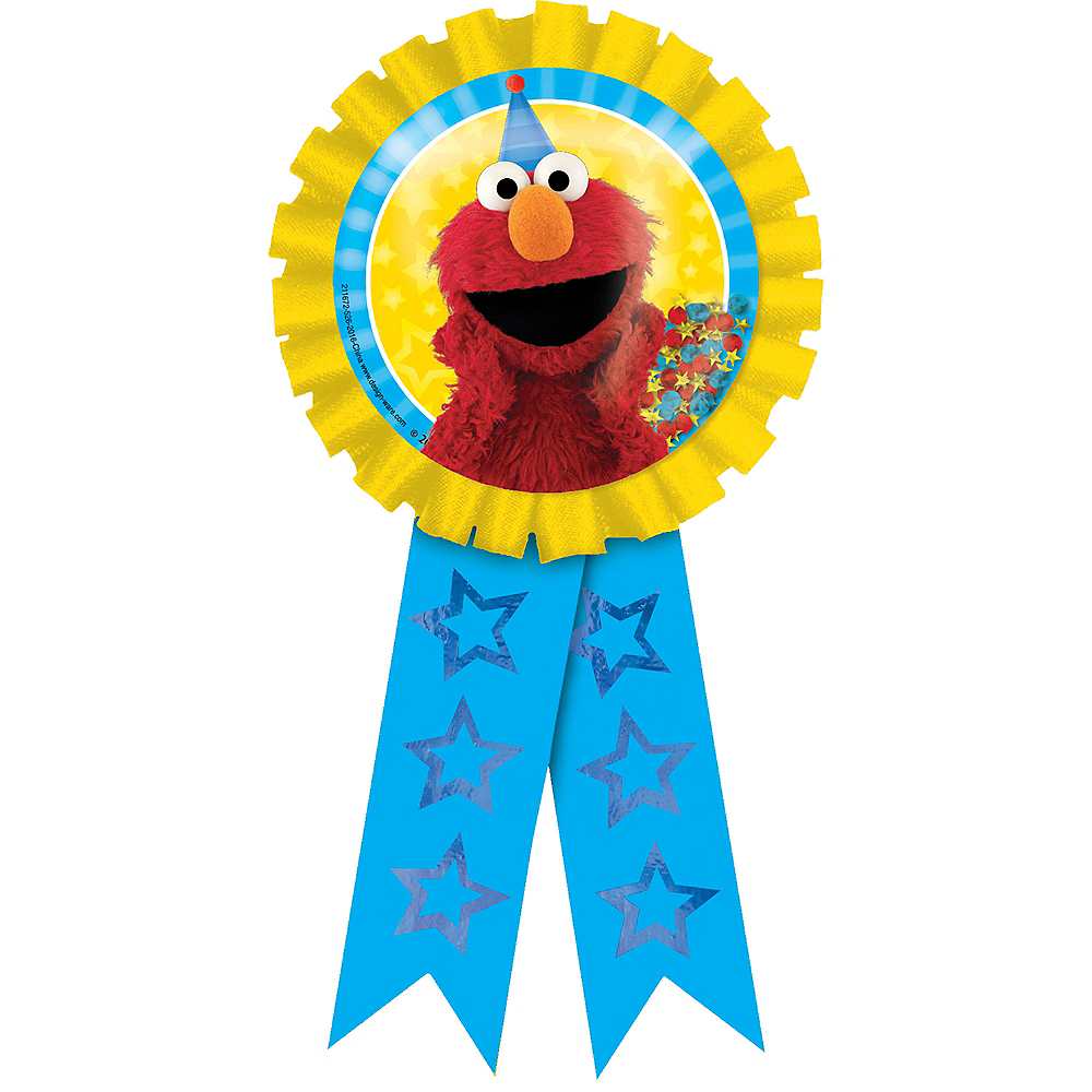 Nav Item for Sesame Street Award Ribbon Image #1