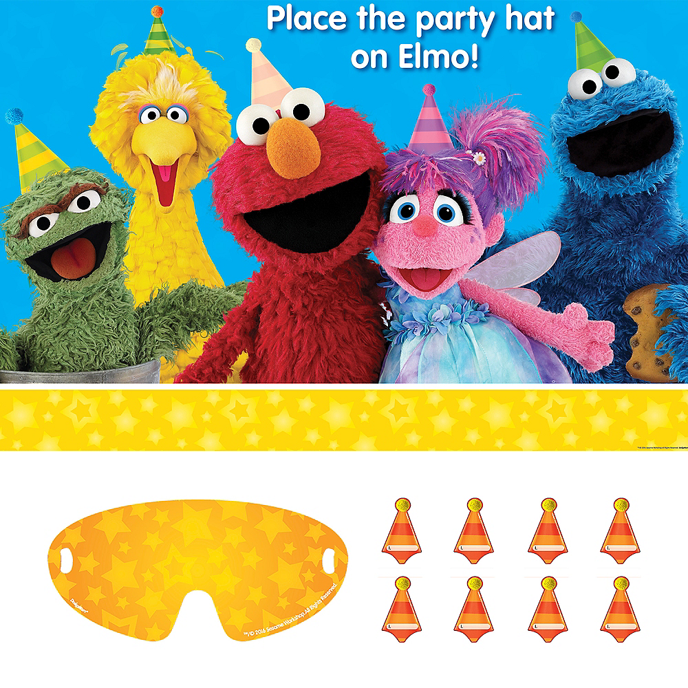 Sesame Street Party Game Image #1