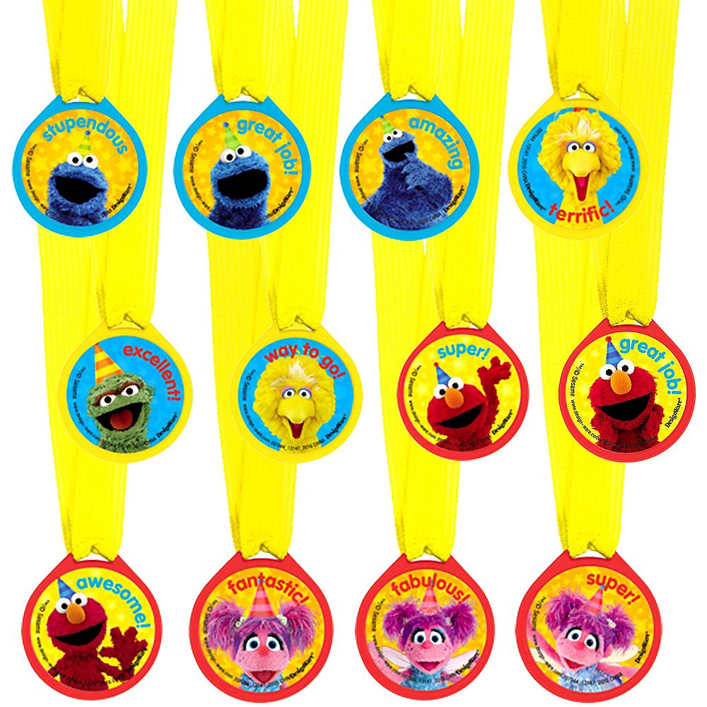 Sesame Street Award Medals 12ct Image #1