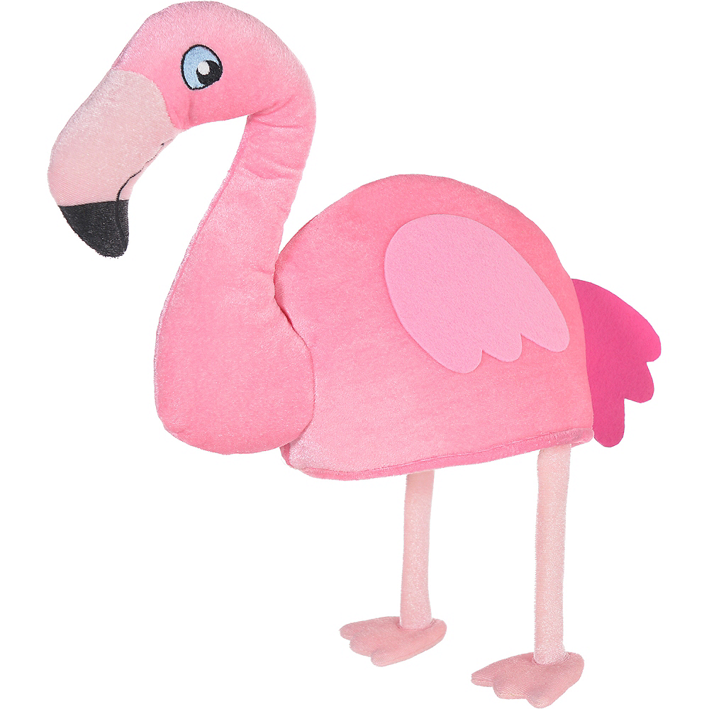 Flamingo Hat Image #2