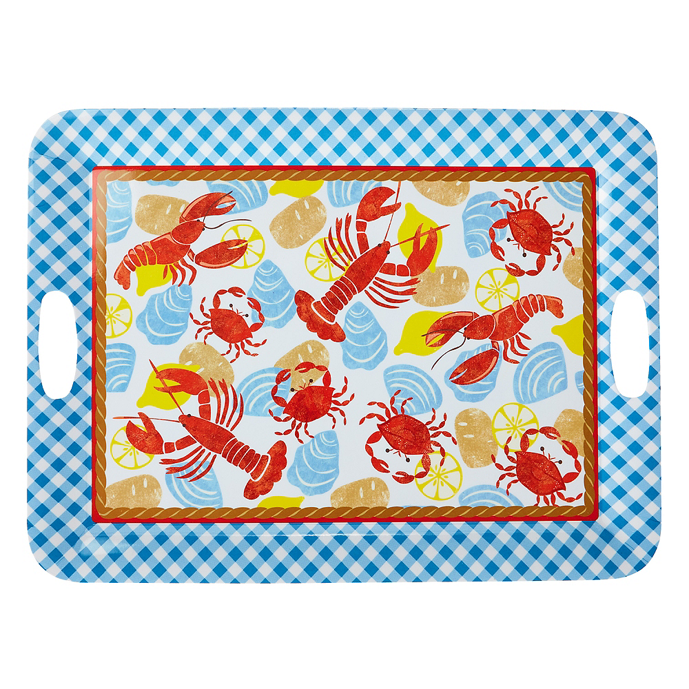 Seafood Fest Serving Tray Image #1