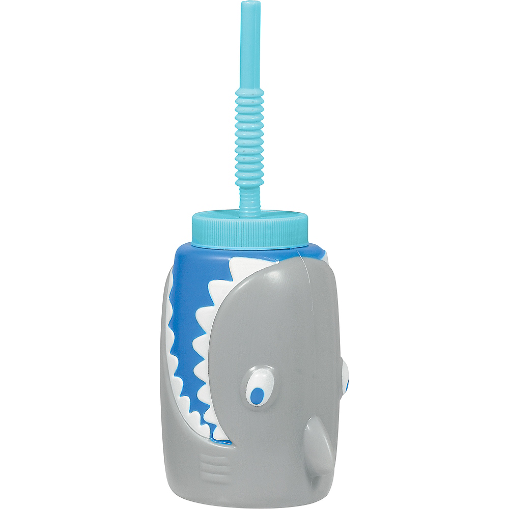 Nav Item for Shark Cup with Straw Image #1