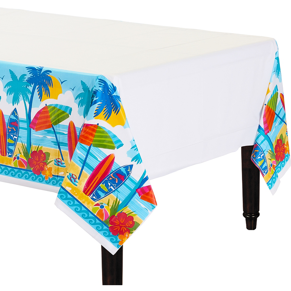 Sun & Surf Beach Table Cover Image #1