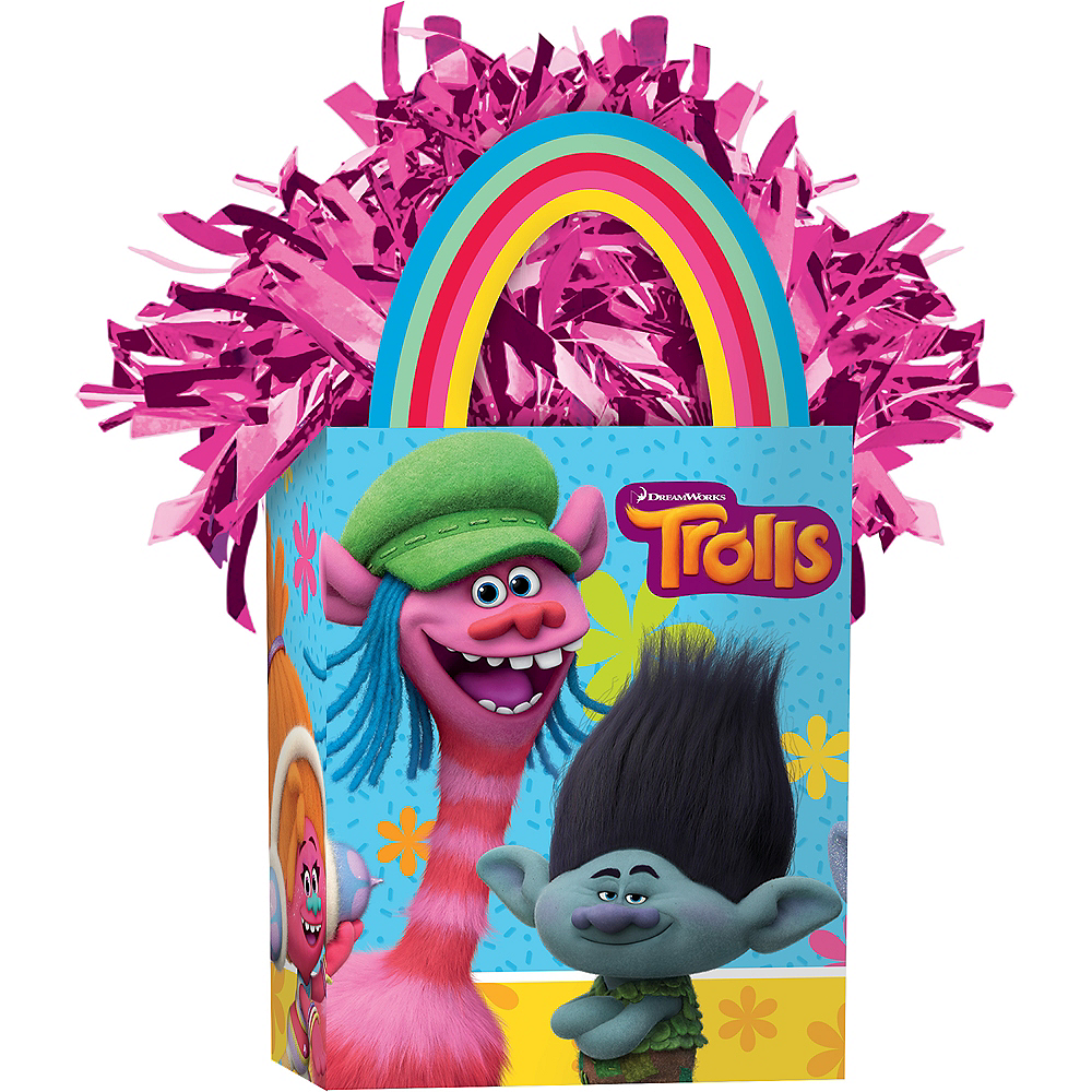 Trolls Balloon Weight Image #1
