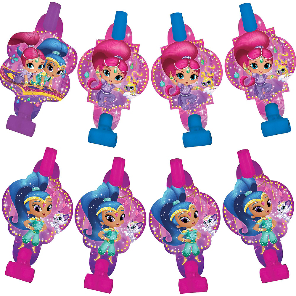 Nav Item for Shimmer and Shine Ultimate Favor Kit for 8 Guests Image #4