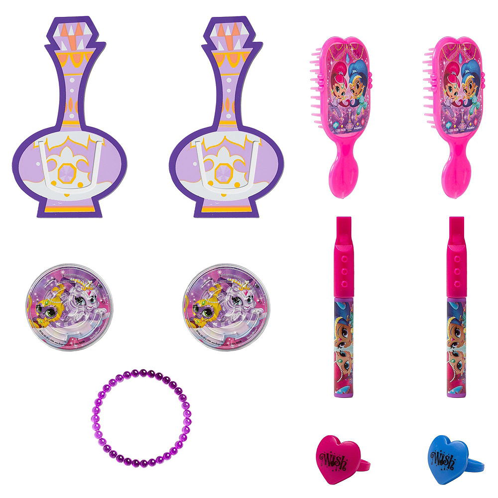 Nav Item for Shimmer and Shine Ultimate Favor Kit for 8 Guests Image #7