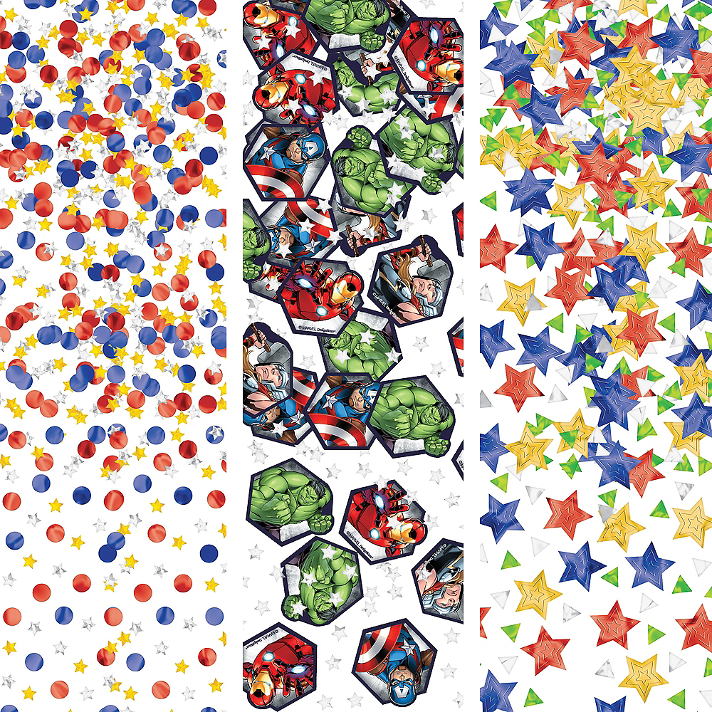 Avengers Confetti Image #1