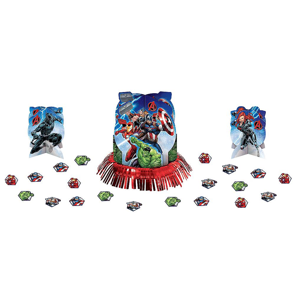 Avengers Table Decorating Kit 23pc Image #1