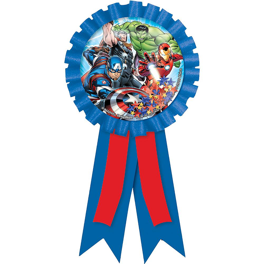 Avengers Award Ribbon Image #1