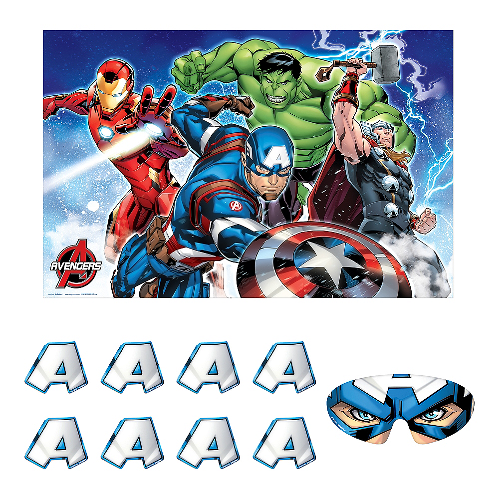 Avengers Party Game Image #1