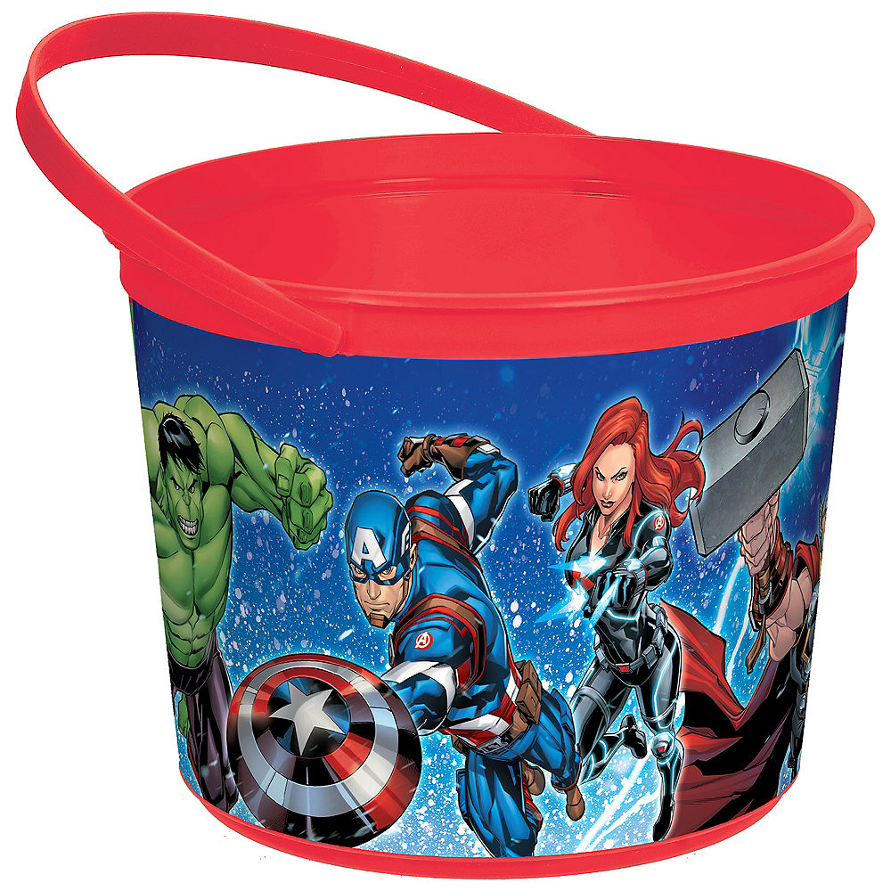 Nav Item for Avengers Favor Container Image #1