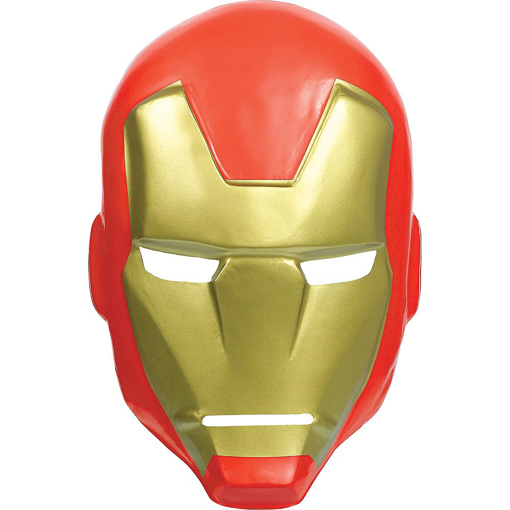 Iron Man Mask Image #1