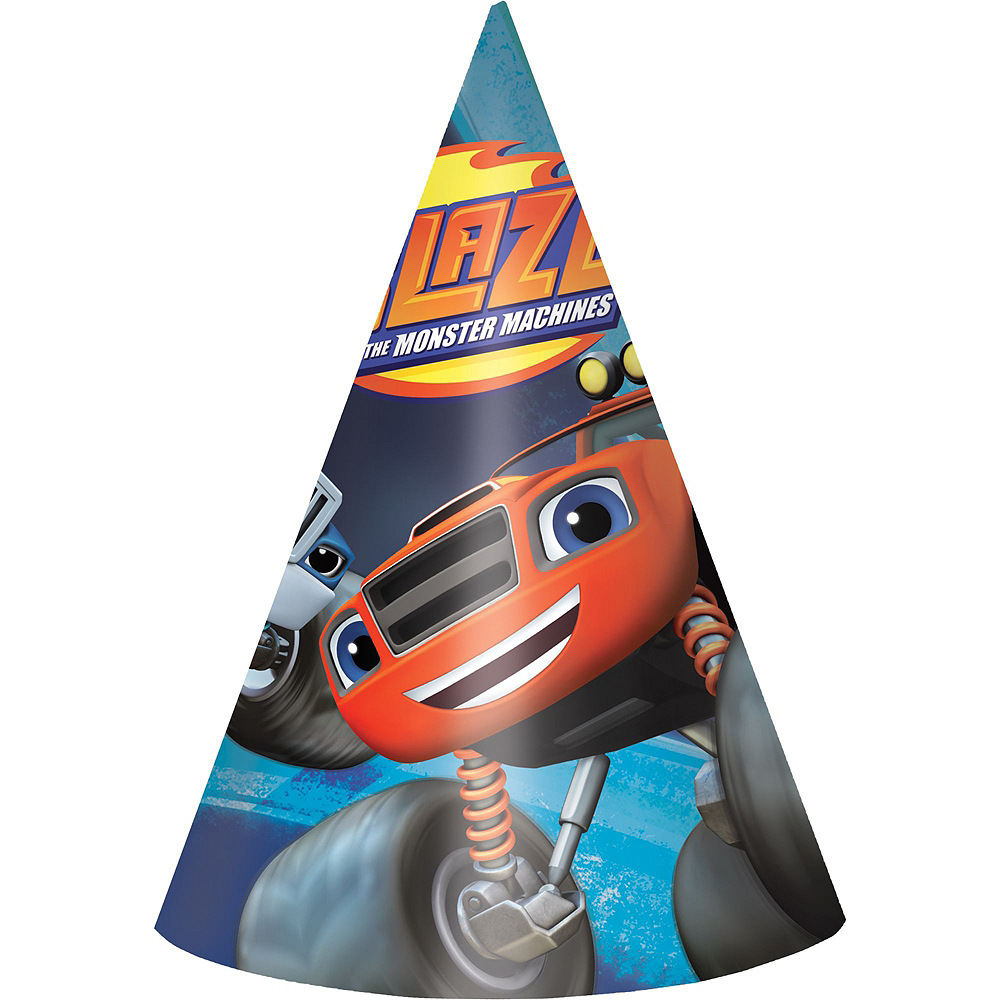 Blaze and the Monster Machines Ultimate Favor Kit for 8 Guests Image #4