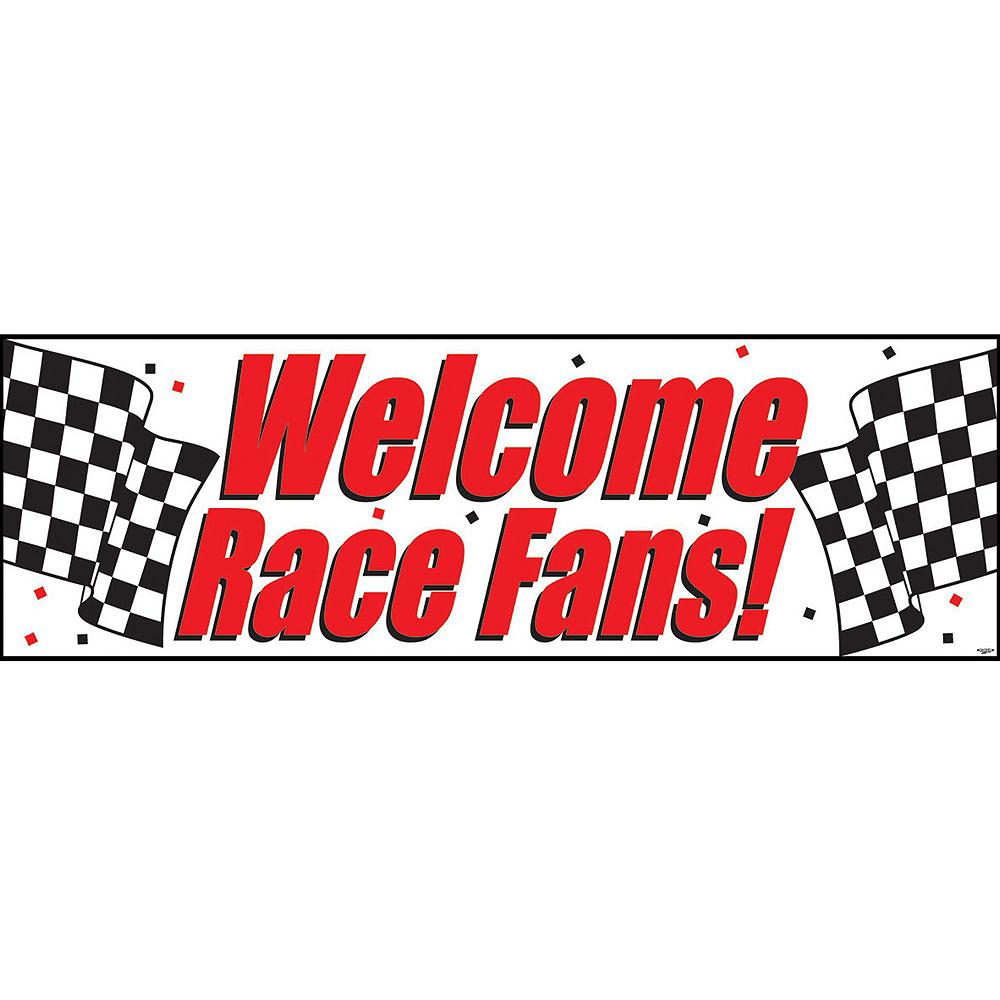 Car Racing Checkered Flag CP Kit Image #2