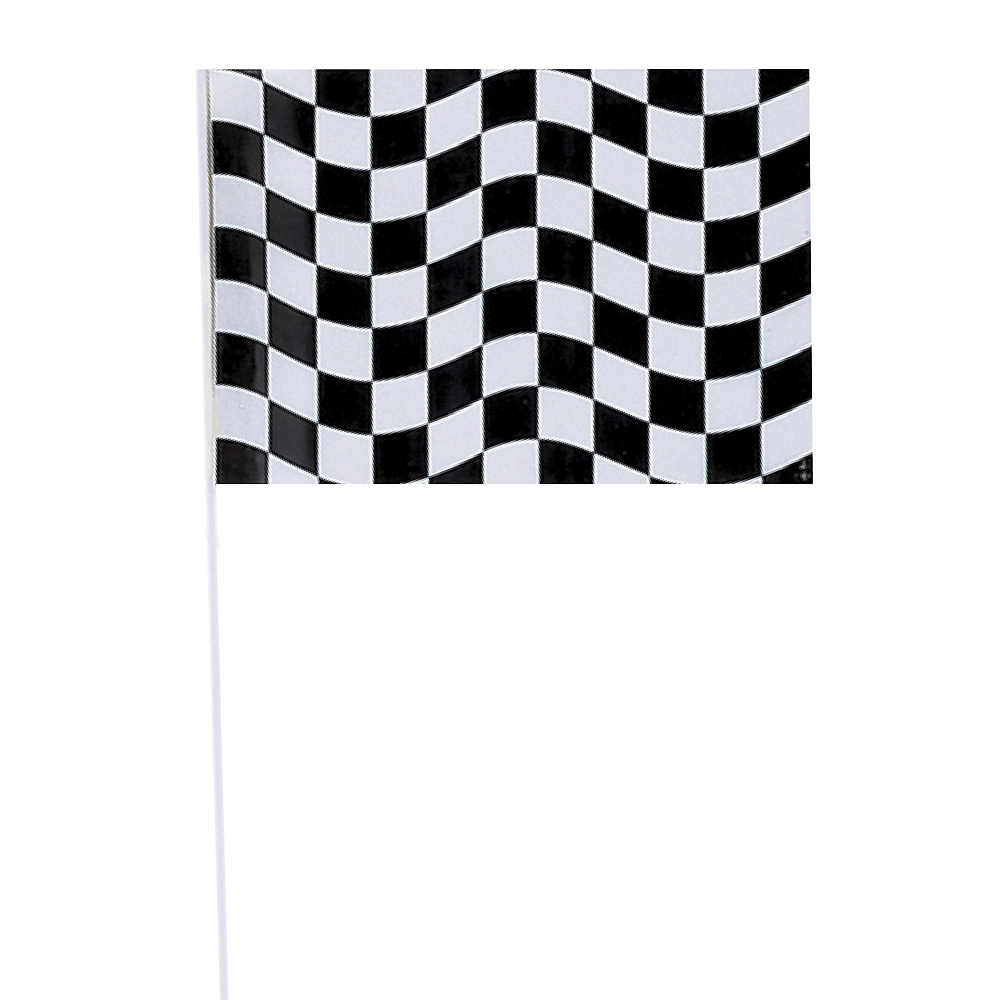 Car Racing Checkered Flag CP Kit Image #4