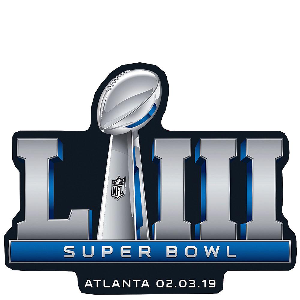 Super Bowl Magnet Image #1
