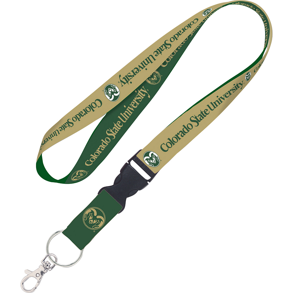 Nav Item for Colorado State Rams Lanyard Image #1