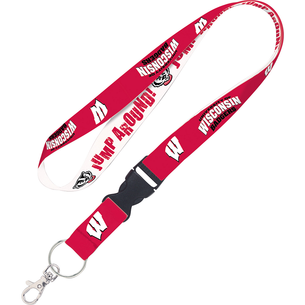 Wisconsin Badgers Lanyard Image #1
