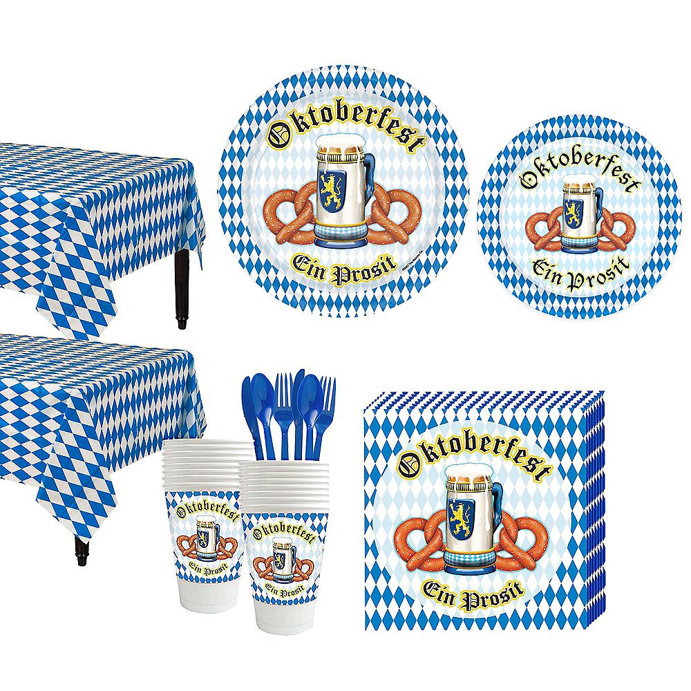 Oktoberfest Tableware Kit for 32 Image #1