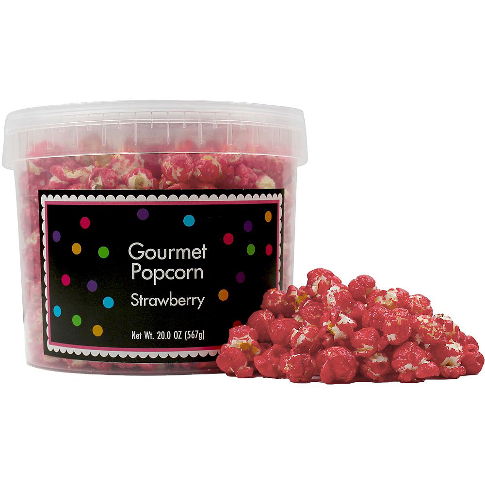 Strawberry Gourmet Popcorn Image #1