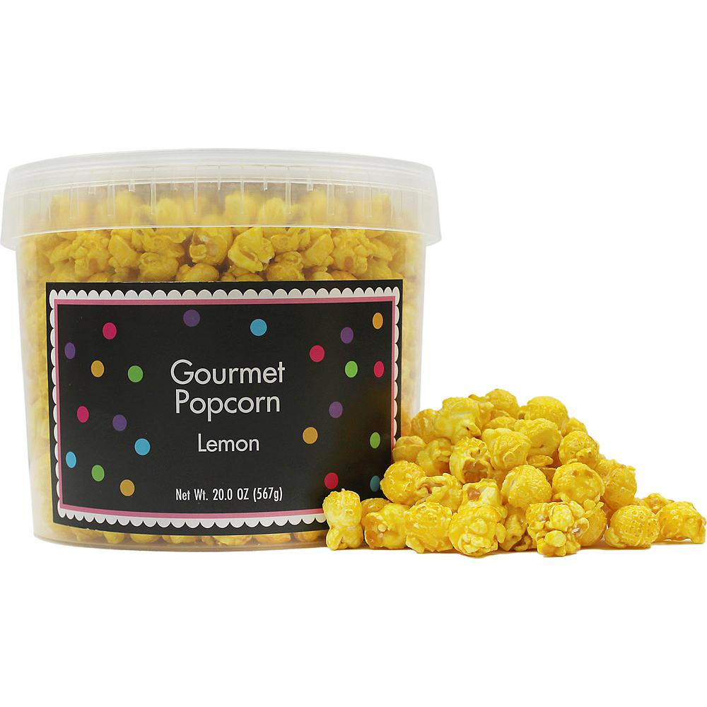 Lemon Gourmet Popcorn Image #1
