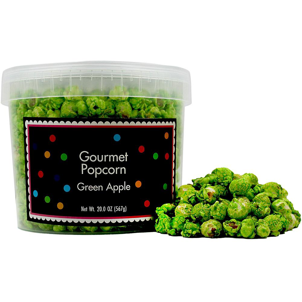 Green Apple Gourmet Popcorn Image #1